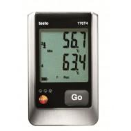 testo 176T4  4-kanálový datalogger teploty